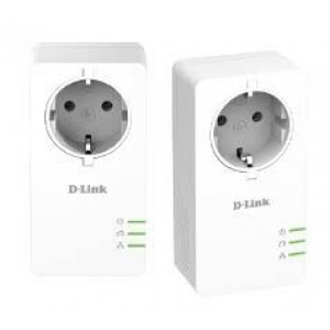 D-LINK Powerline Ethernet adapter kit DHP-P601AV/E
