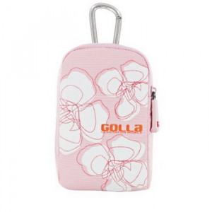 GOLLA torbica za fotoaparat ISLE, pink (G694)