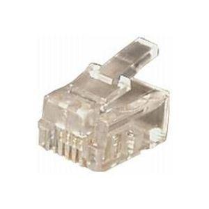 LAN konektor RJ11 6/4