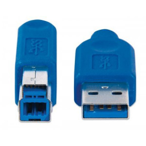 MH kabl USB 3.0 A Muški /B Muški 2m plavi