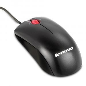 LENOVO usb optički miš crni 06P4069