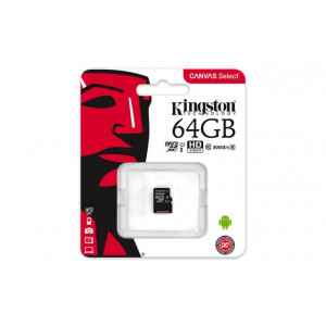 KINGSTON Memorijska kartica  SD MICRO 64GB Class 10 UHS-I