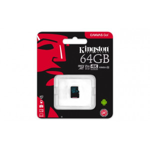 KINGSTON Memorijska kartica SD MICRO 64GB HC  UHS-I U3