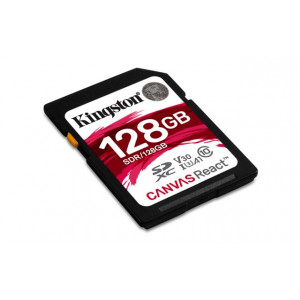 KINGSTON Memorijska kartica SD 128GB UHS-I Speed Class U3