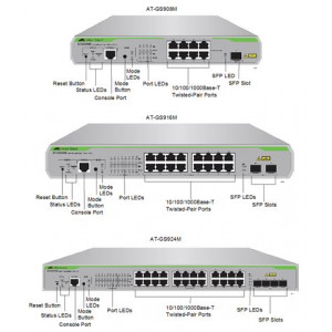 AT NET Switch AT-GS924M