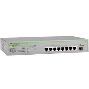 ALLIED TELESIS switch AT-GS900/8PS