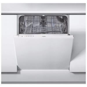 WHIRLPOOL ugradna mašina za pranje sudova WIE 2B19