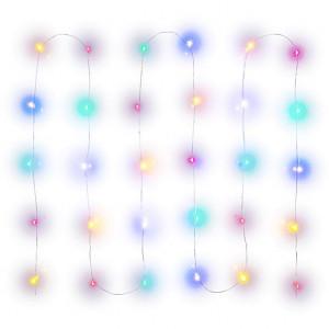 RETLUX, lanac, 30 NANO LED, 3+ 0,3m, RXL 160