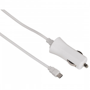 HAMA Auto punjac Micro USB 12V 1000 mAh 124473