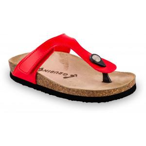 GRUBIN dečije papuče 0933020 TAKOMA Crvene