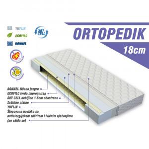 LUKA dušek ortopedik 140x70cm orv - Luka line
