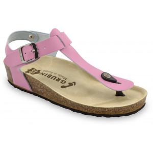 GRUBIN ženske sandale japanke 0953650 TOBAGO Ra Pink