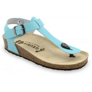 GRUBIN ženske sandale japanke 0953650 TOBAGO Ra Plava