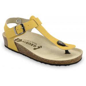 GRUBIN ženske sandale japanke 0953650 TOBAGO Ra Žuta