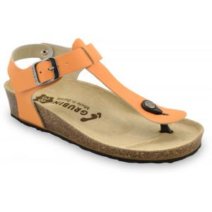 GRUBIN ženske sandale japanke 0953650 TOBAGO Ra Narandžasta