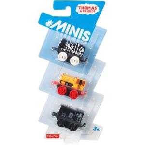 THOMAS&FRIENDS Mini vozici 3u1 MACHL60