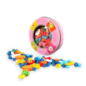 PINO set perlica za nakit (roze 1) 7883