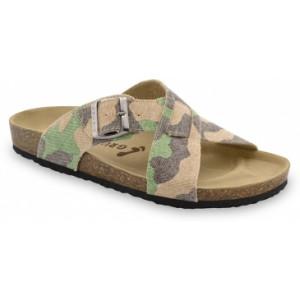 GRUBIN muške papuče 1084030-BORSALINO