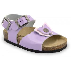 GRUBIN dečije sandale 1092370 BUTTERFLY Ljubičaste