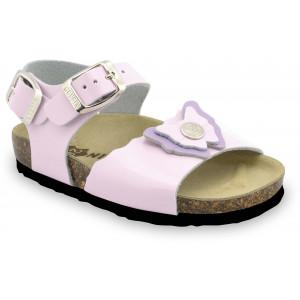 GRUBIN dečije sandale 1092370 BUTTERFLY Roze