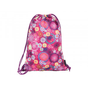 PULSE torba za fizičko anatomic XL Purple Flower 121306