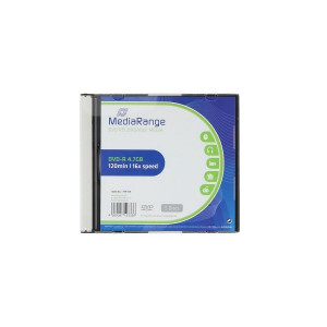 MEDIA RANGE DVD-R 1/1 16x 4.7GB