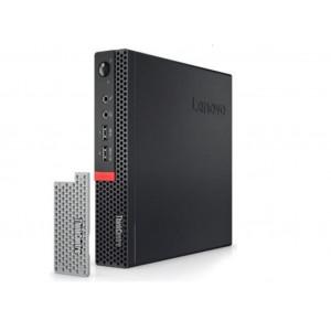 LENOVO kućište M710q Tiny i3-7100/4GB DDR 2400MHz/500GB/Vertical Stand/USB KB&Mouse/Win10Pro black