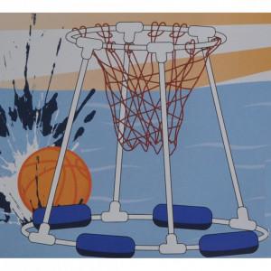 Košarka set za bazene 6040344
