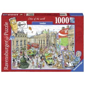 RAVENSBURGER Ravensburger puzzle (slagalice) - London RA19928