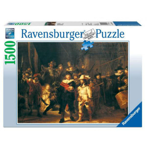 "RAVENSBURGER puzzle (slagalice) - Rembrant ""Noćna straža"" RA16205"