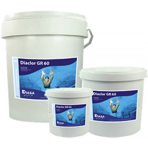 Diaclor 60% 5kg Diasa (hlor za dezinfekciju bazena) 6070740