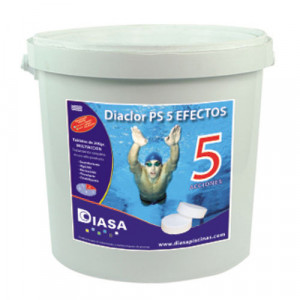 Multi(5) 25kg Diasa (multi action tablete 5 u 1) 6070738