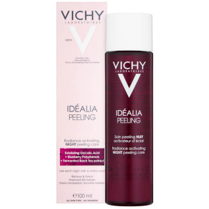 Vichy IDÉALIA PILING Noćna piling-nega koja pojačava blistavost kože 100 ml
