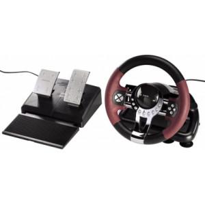 HAMA volan sa papučicama Thunder V5 za PS3 i PC (51845)
