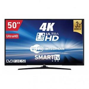 VOX 50DSW293V Smart 4K Ultra HD televizor