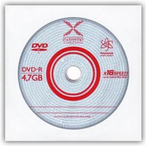 EXTREME DVD prazni mediji R-1169
