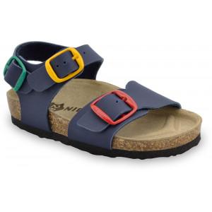 GRUBIN dečije sandale 1172350  ROBY Teget