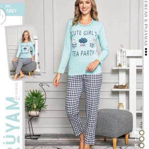 Pidžama ženska 1051 2XL***K