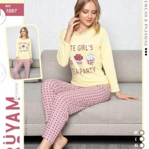 Pidžama ženska 1057 2XL***K