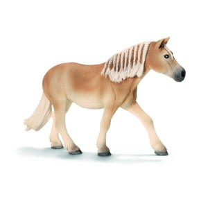 SCHLEICH haflinger kobila