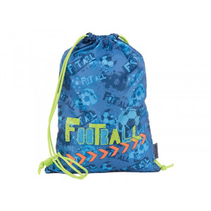 PULSE torba za fizičko Blue Football 121297