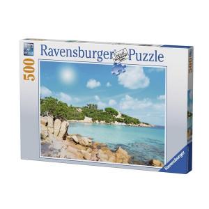 RAVENSBURGER puzzle (slagalice)- plaža RA14758