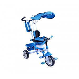 LORELLI Tricikl B-30-1B blue/white 10050101606