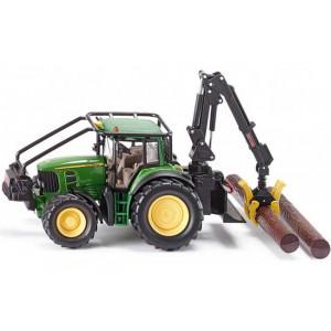 SIKU šumarski traktor john deere 4063