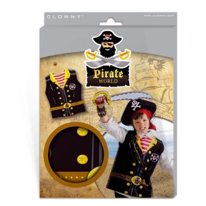SES kostim pirat 8062