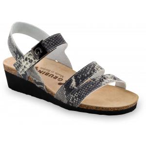GRUBIN ženske sandale 1263610 LUCCA Šarene