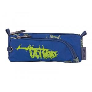 PULSE pernica Cots Blue Tatoo 120631