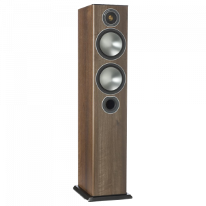 MONITOR AUDIO stereo zvučnik Bronze 5 Walnut