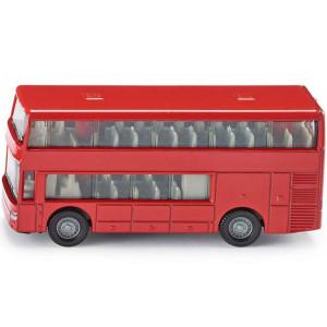 SIKU igračka Dvospratni autobus 1321