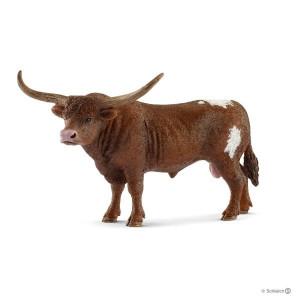 SCHLEICH dečija igračka texas longhorn bik 13866